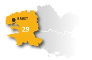 carte concession JCB Ateliers CAUGANT Brest