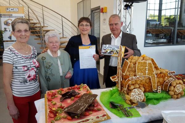 70 ans JCB Ateliers Caugant
