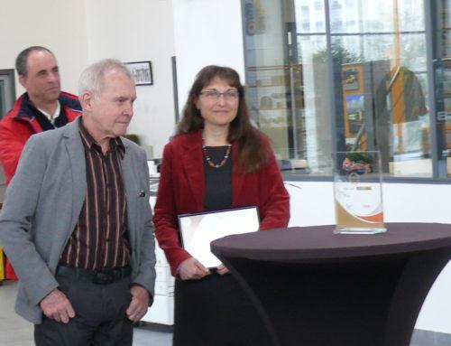 Les Ateliers CAUGANT récompensés par la CARSAT Bretagne